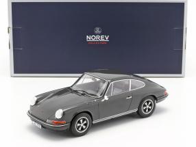 Porsche 911 S Steve McQueen MovieCar Movie Le Mans (1971) slate gray 1:18 Norev