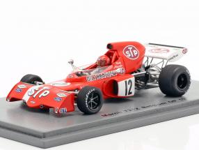 Niki Lauda March 721X #12 Belgian GP formula 1 1972 1:43 Spark