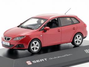 Seat Ibiza ST red metallic 1:43 Seat