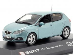 Seat Ibiza IV light blue 1:43 Seat