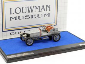 Spyker 60HP 4 Wheel Drive Racer year 1903 Gray 1:43 Matrix
