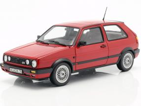 Volkswagen VW Golf GTi year 1990 red 1:18 Norev