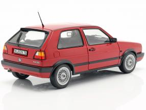 Volkswagen VW Golf GTi year 1990 red
