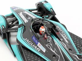 Nelson Piquet jr. Jaguar I-Type III #3 formula E season 5 2018/19