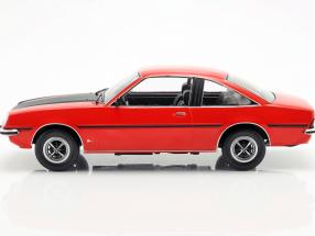 Opel Manta B SR year 1975 red / mat black  Model Car Group