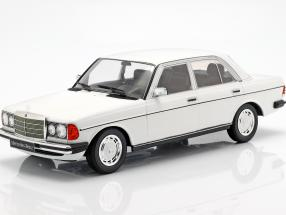 Mercedes-Benz 230E (W123) year 1975 white 1:18 KK-Scale