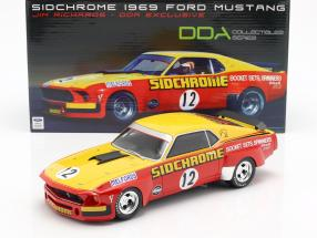 Ford Mustang Boss 302 Trans Am #12 1969 Jim Richards