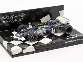 Graham Hill Lotus 72 #14 mexico GP formula 1970 1:43 Minichamps