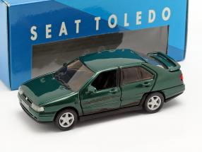 Seat Toledo I year 1991-99 dark green metallic 1:43 Seat