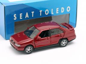 Toledo I year 1991-99 dark red metallic