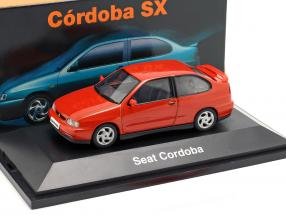 Cordoba SX year 1996 orange red metallic