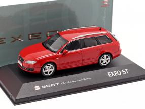 Exeo ST year 2009 emotion red