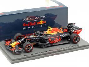 Alexander Albon Red Bull Racing RB15 #23 Belgien GP formula 1 2019 1:43 Spark