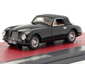 Aston Martin DB2 Vantage DHC Closed Top 1951 black 1:43 Matrix