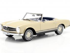Mercedes-Benz 280 SL (W113) Pagode year 1968 gold 1:12 Premium ClassiXXs