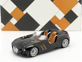 BMW 328 Hommage Spyder year 2013 black 1:18 Norev