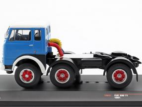 Fiat 690 T1 Truck year 1961 blue / white