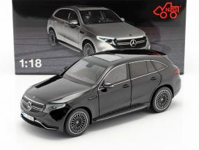 Mercedes-Benz EQC 4matic (N293) year 2019 black