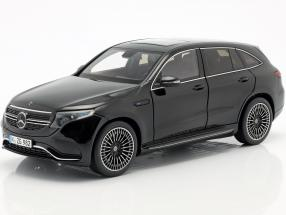 Mercedes-Benz EQC 4matic (N293) year 2019 black 1:18 NZG