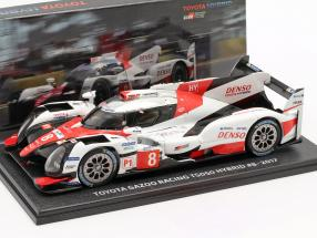 Toyota TS050 Hybrid #8 Toyota Racing WEC / 24h LeMans 2017 1:38 Spark