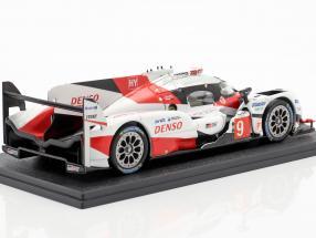 Toyota TS050 Hybrid #9 Toyota Racing 24h LeMans / WEC 2017