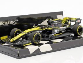 Nico Hülkenberg Renault R.S.19 #27 Formel 1 2019 1:43 Minichamps