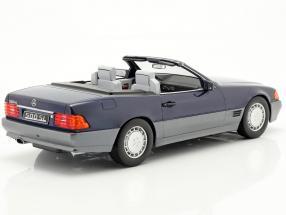 Mercedes-Benz 500 SL (R129) year 1993 blue metallic