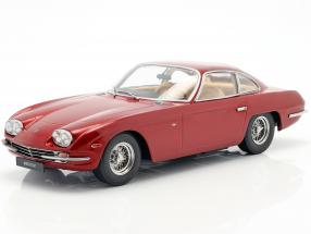 Lamborghini 400 GT 2+2 Baujahr 1965 red metallic 1:18 KK-Scale