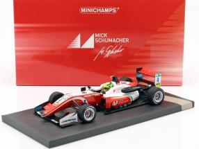 Mick Schumacher Dallara F317 #4 Formel 3 Champion 2018 1:18 Minichamps