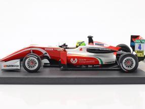 Mick Schumacher Dallara F317 #4 formula 3 champion 2018