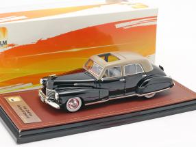 Cadillac Series 60 Special year 1941 black 1:43 GLM