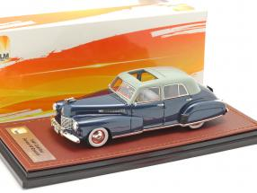 Cadillac Series 60 Special year 1941 dark blue 1:43 GLM
