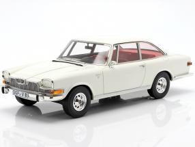 Glas 2600 V8 year 1966 white 1:18 Schuco