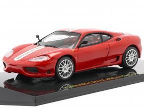 Ferrari Challenge Stradale year 2003 red 1:43 Altaya