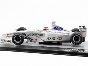 Rubens Barrichello Stewart SF3 #16 5th Australian GP formula 1 1999
