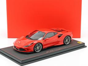 Ferrari F8 Tribute automobile show Geneva 2019 scuderia red 1:18 BBR