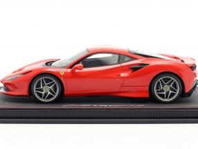 Ferrari F8 Tribute automobile show Geneva 2019 scuderia red  BBR