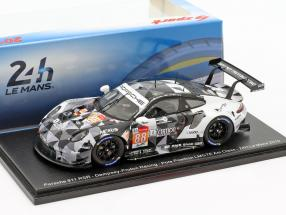 Porsche 911 RSR #88 Pole Position LMGT-Am class 24h LeMans 2019 1:43 Spark