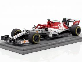 Kimi Räikkönen Alfa Romeo Racing C38 #7 italian GP formula 1 2019 1:43 Spark