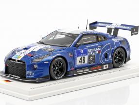 Nissan GT-R Nismo GT3 #48 24h Nürburgring 2016 Schulze Motorsport 1:43 Spark