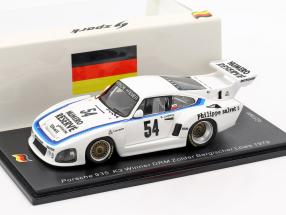 Porsche 935 K3 #54 Winner DRM Zolder Bergischer Löwe 1979 K. Ludwig 1:43 Spark
