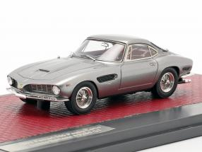 Ferrari 250 Passo Corto Lusso Bertone Sharknose 1962 grau metallic 1:43 Matrix