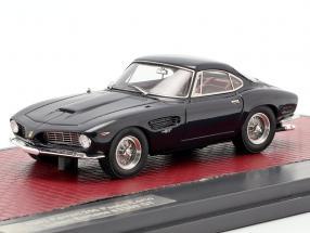 Ferrari 250 Passo Corto Lusso Bertone Sharknose 1962 dark blue 1:43 Matrix