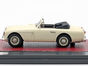 Aston Martin DB2/4 MK II DHC by Tickford Open Top 1955 cream White