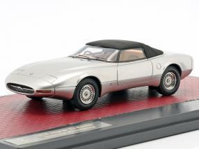 Jaguar XJ Spyder Concept Pininfarina Closed Top 1978 silber 1:43 Matrix