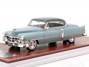 Cadillac Series 62 2-door Coupe 1951 hellblau 1:43 Great Iconic Models