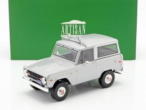 Ford Bronco year 1970 Movie Speed (1994) light gray 1:18 Greenlight