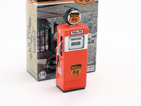 Wayne 505 Phillips 66 gas pump 1951 red 1:18 Greenlight
