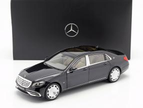 Mercedes-Benz Maybach S650 (X222) magnetite black 1:18 Norev