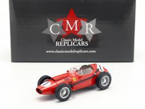 Peter Collins Ferrari Dino 246 #1 Winner British GP formula 1 1958 1:18 CMR